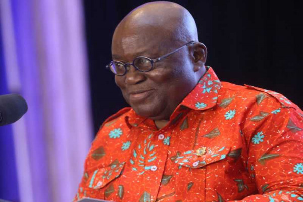 Akufo-Addo visits South Africa