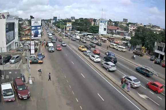 Watch Live Traffic - Samsung Ring Road Central.