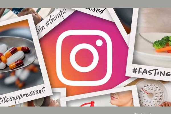 Instagram fixes mistake promoting harmful diet content