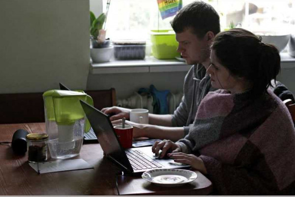Home work triggers demand jump for chips, laptops and network goods