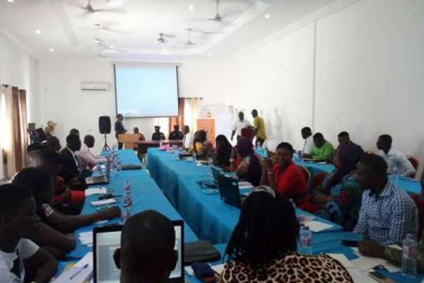 UNFPA trains DOVSSU officials on online data management