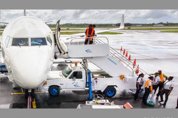 Over 300 workers of Aviation Handling Services sent home
