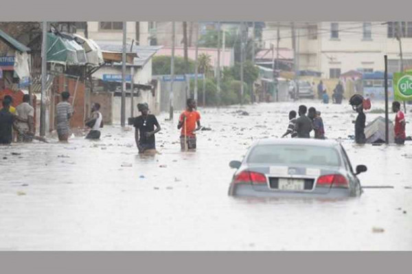 Public cautioned against moving through floods during rains – NADMO