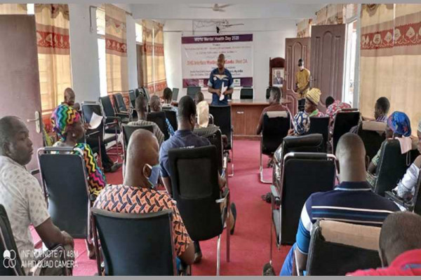 Stakeholders appeal for support for mental health sector