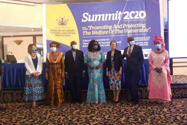 Gender Ministry holds Annual Summit with stakeholders