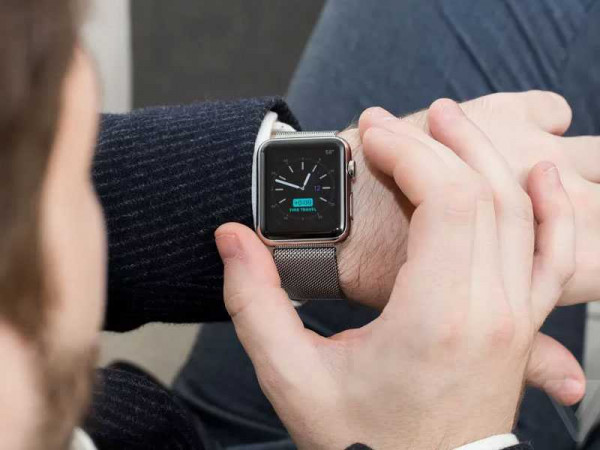 How to keep your Apple Watch quiet